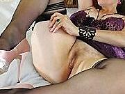 Old Mature Pussy